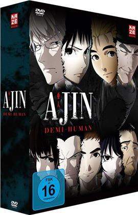 Ajin - Demi-Human - Vol. 1 - Staffel 1.1 (+ Sammelschuber, Limited Edition)