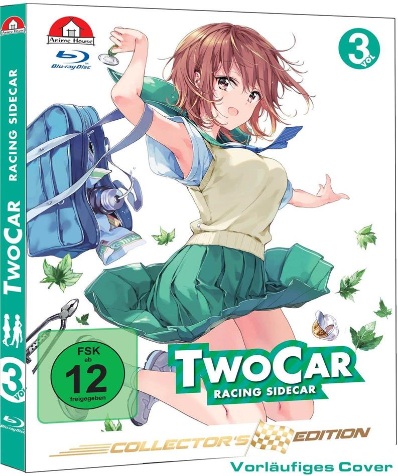 Two Car - Vol. 3 (Collector's Edition, Limited Edition)