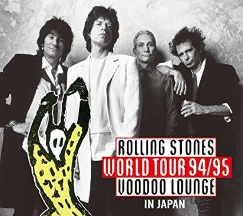Rolling Stones - World Tour 94/95 - Voodoo Lounge in Japan (Limited Edition, Blu-ray + 2 CDs)