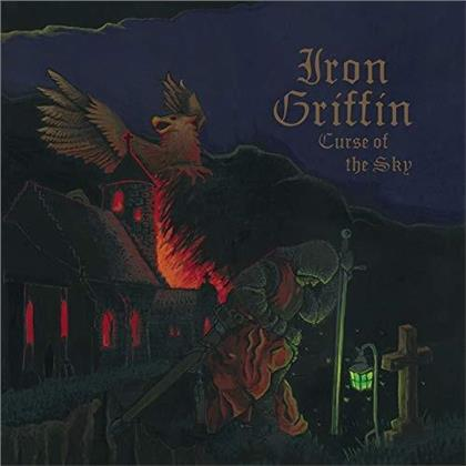 Iron Griffin - Curse Of The Sky (LP)