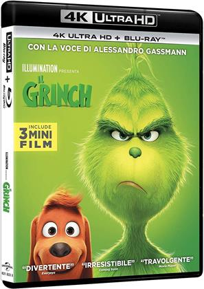 Il Grinch (2018) (4K Ultra HD + Blu-ray)