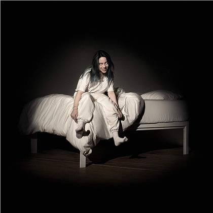 Billie Eilish - When We All Fall Asleep, Where Do We Go? (Pale Yellow Vinyl, LP)