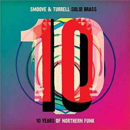 Smoove & Turrell - Solid Brass (Colored, 2 LPs)