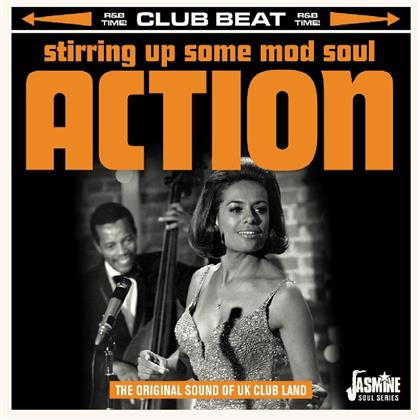 Stirring Up Some Mod Soul Action: Original Sound