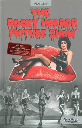 The Rocky Horror Picture Show (1975) (Collector's Cut, Format A4, Film Culte, Digibook, Blu-ray + DVD)