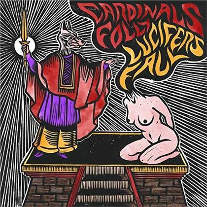 Cardinals Folly & Lucifer's Fall - Split (LP)