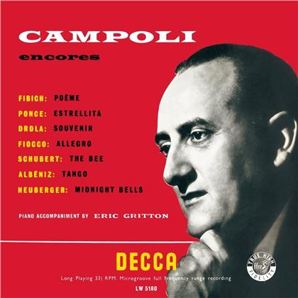 Alfredo Campoli - Encores Vol. 1 & 2 (LP)