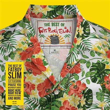 "Fatboy Slim - The Best of (2 12"" Maxis)"