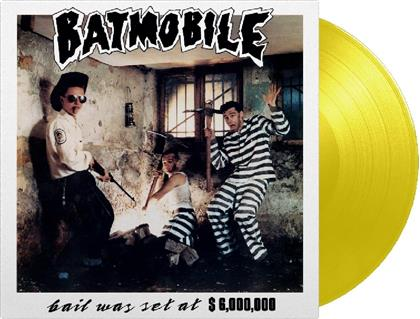 Batmobile - Bail Was Set At $6000000 (Music On Vinyl, 2019 Reissue, LP)