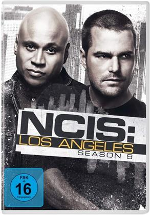 NCIS - Los Angeles - Staffel 9 (6 DVDs)