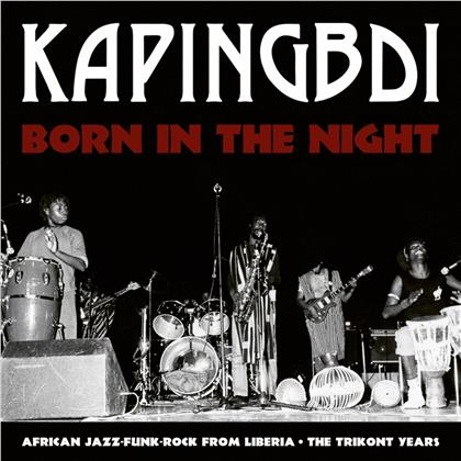Kapingbdi - Born In The Night (LP)
