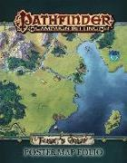Pathfinder Campaign Setting - Tyrant's Grasp Poster Map Folio