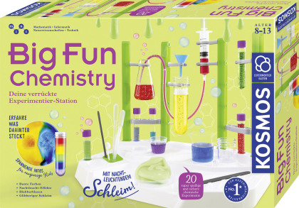 Big Fun Chemistry