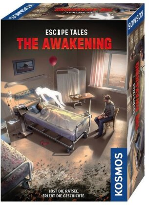 Escape Tales - The Awakening (Spiel)