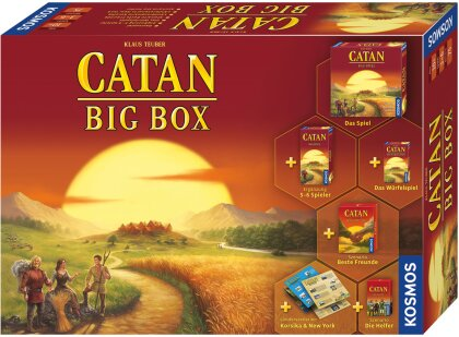 Catan - Big Box 2019 (Spiel)