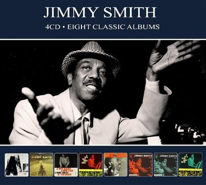 Jimmy Smith - Eight Classic Albums (Digipack, 4 CDs)
