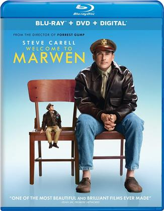 Welcome To Marwen (2018) (Blu-ray + DVD)