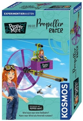 Pepper Mint Propeller-Racer