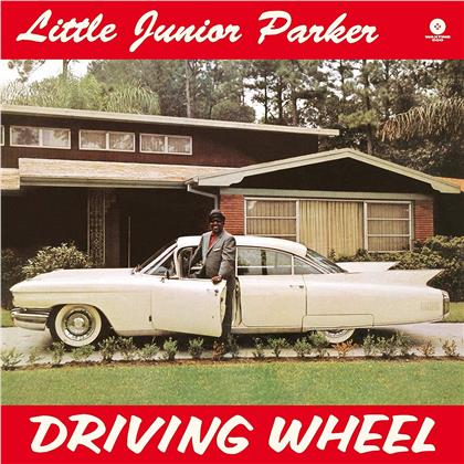 Little Junior Parker - Driving Wheel (2019 Reissue, Bonus Tracks, LP)