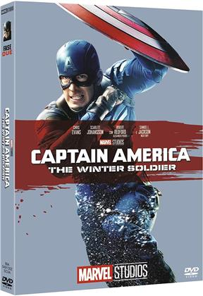 Captain America 2 - The Winter Soldier (2014) (10th Anniversary Marvel )