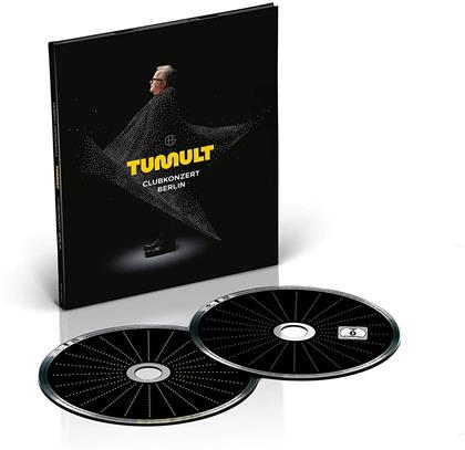 Herbert Grönemeyer - Tumult - Club (CD + Blu-ray)