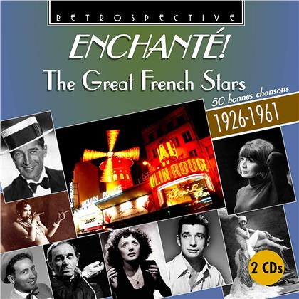 Enchanté - The Great French Stars (2 CDs)