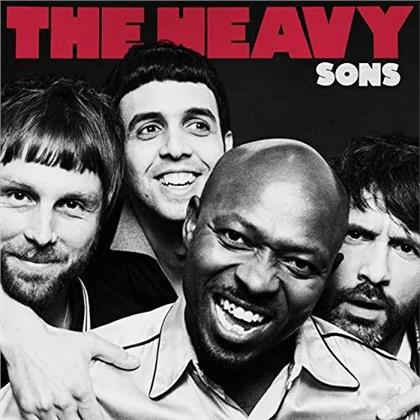 "The Heavy - Sons (Limited Edition, LP + 7"" Single)"
