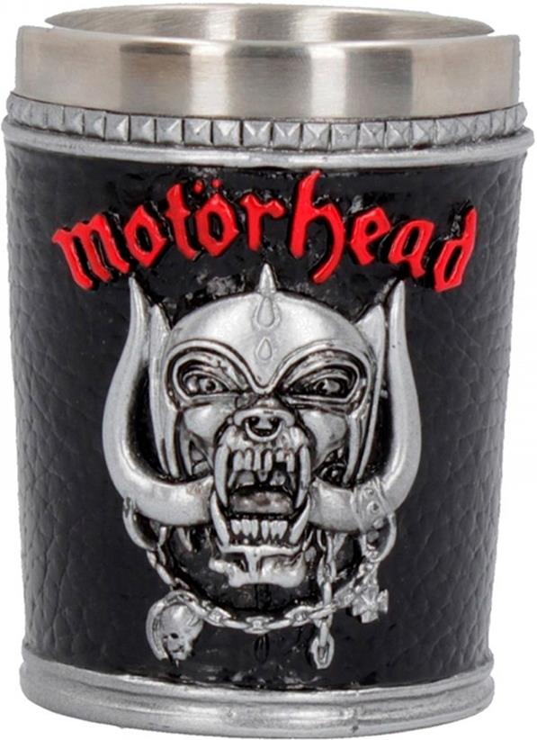 Motorhead - War Pig / Ace Of Shades (Shot Glass)