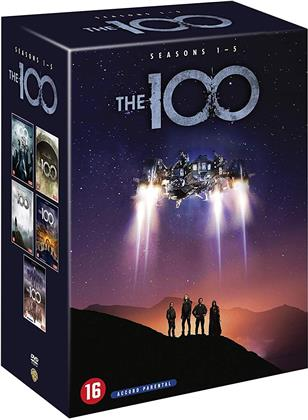 The 100 - Saisons 1-5 (17 DVDs)