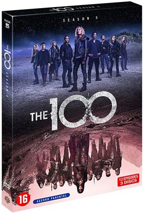 The 100 - Saison 5 (3 DVDs)
