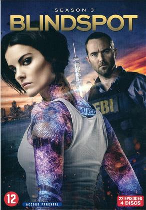 Blindspot - Saison 3 (4 DVDs)