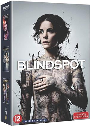 Blindspot - Saisons 1-3 (15 DVDs)