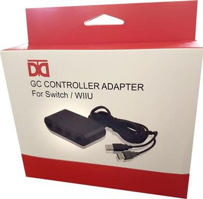 Switch Controller Gamecube-Adapter - (Identisch mit original)