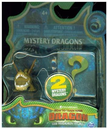 DWD ML Mystery Dragons 2-Pack