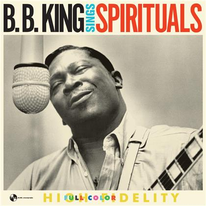 B.B. King - Sings Spirituals (LP)