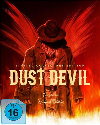 Dust Devil (1992) (Digipack, Collector's Edition, Limited Edition, Blu-ray + 3 DVDs + CD)