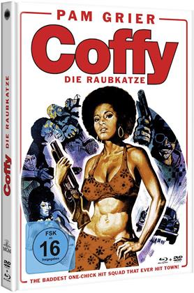 Coffy - Die Raubkatze (1973) (Limited Edition, Mediabook, Blu-ray + DVD)