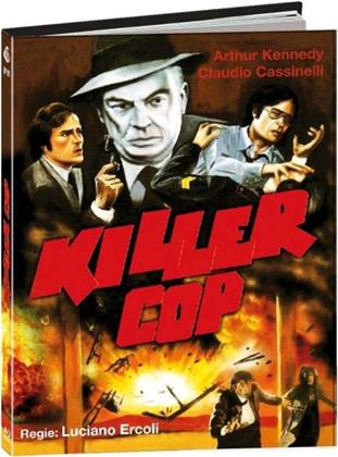 Killer Cop (1975) (Cover D, Limited Edition, Mediabook)