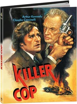 Killer Cop (1975) (Cover C, Limited Edition, Mediabook)