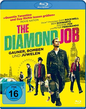 The Diamond Job - Gauner, Bomben und Juwelen (2018)