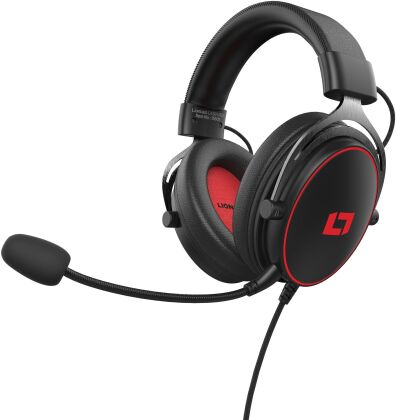 Lioncast LX55 USB Gaming Headset [PC/PS4/XONE/Mobile]