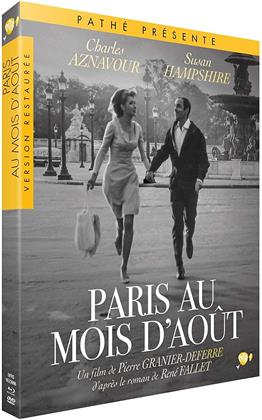 Paris au mois d'août (Limited Edition, Restaurierte Fassung, Blu-ray + DVD)