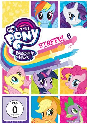 My Little Pony - Friendship is Magic - Staffel 6 (3 DVDs)