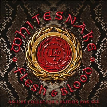 Whitesnake - Flesh & Blood (2 LPs + CD + DVD)