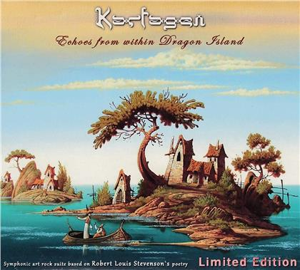 Karfagen - Echoes From Within Dragon (Papersleeve Limited Edition, Limited Edition)