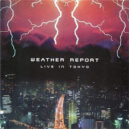 Weather Report - Live In Tokyo (LP)