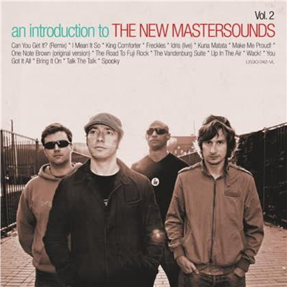 The New Mastersounds - An Introduction Vol. 2