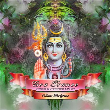 Goa Trance Vol. 39 (2 CDs)