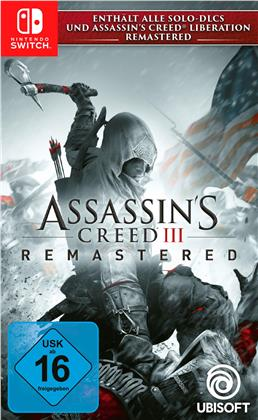 Assassins Creed 3 Remastered (German Edition)