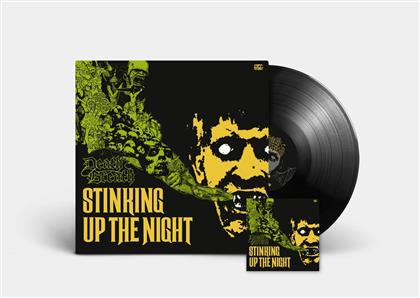 Death Breath (Nicke Andersson) - Stinking Up The Night (2019 Reissue, Gatefold, LP + CD)